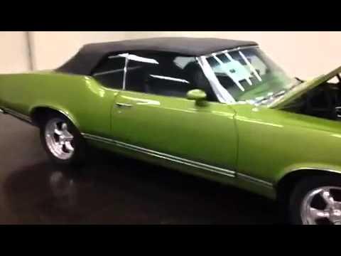 1971 Oldsmobile Cutlass Supreme Autos Car For Sale in Ellenwood, Georgia