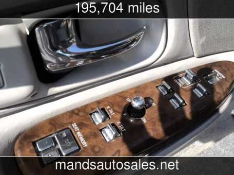 1997 Lincoln Town Car Signature Used Cars – Riverdale,Georgia