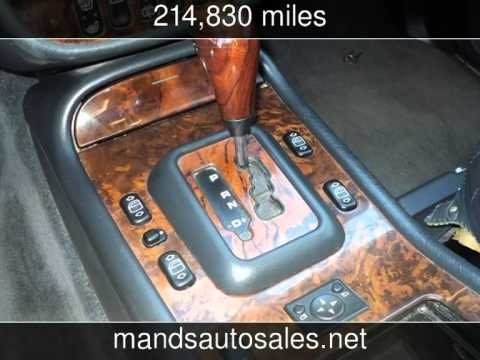 2002 Mercedes-Benz ML500  Used Cars – Riverdale,Georgia