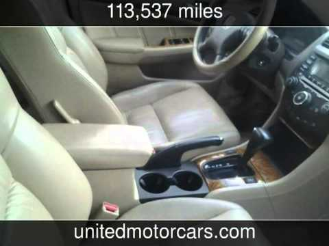 2005 HONDA ACCORD SDN  Used Cars – Tucker,Georgia