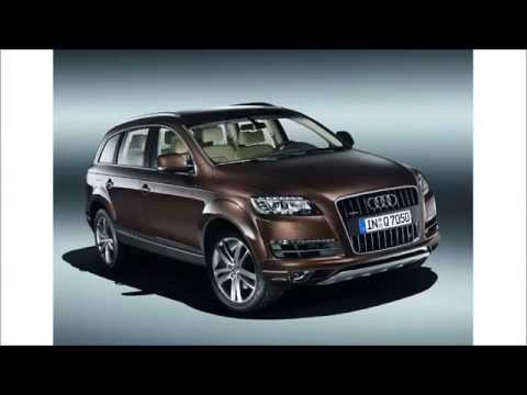 2015 Audi Q73.0TDI Car Review Video
