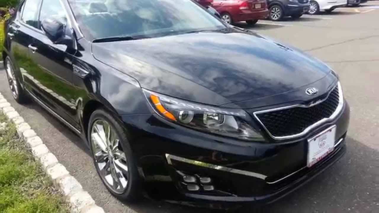 2015 Kia OPTIMA Car Review Video