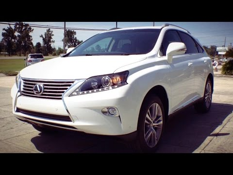2015 Lexus RX350 Car Review Video