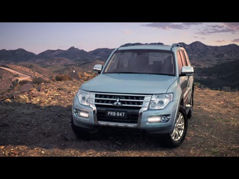 2015 Mitsubishi Pajero Car Review Video