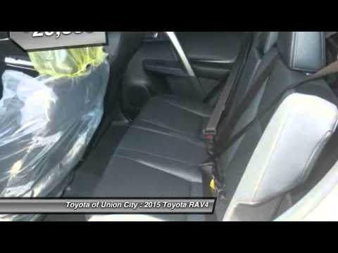 2015 Toyota RAV4 Union City GA J038358