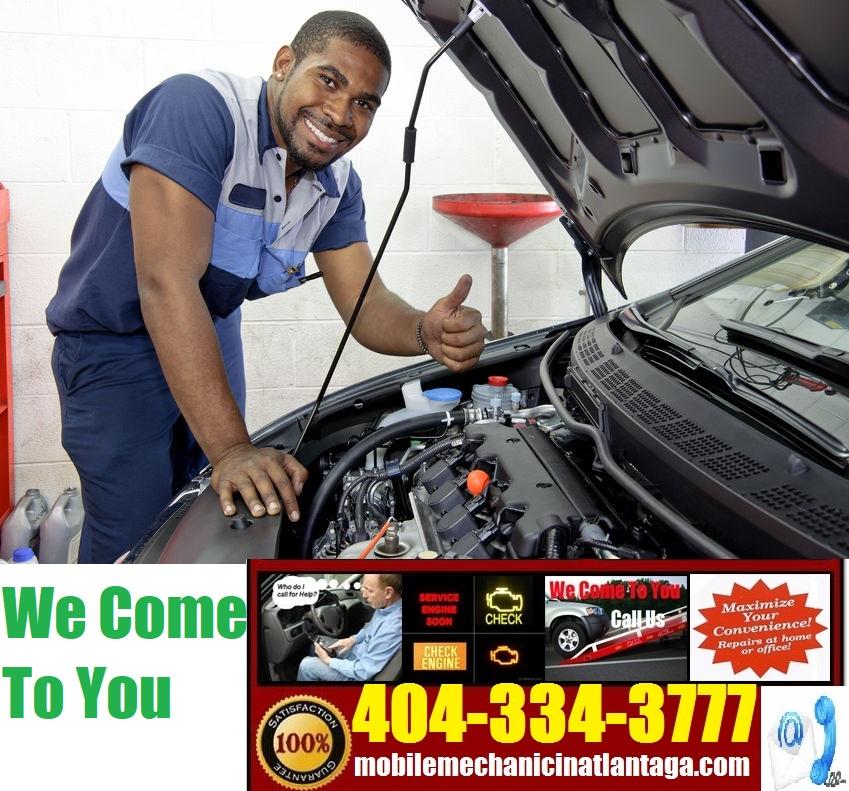 atlanta mobile mechanic auto car repair service pre purchase vehicle inspection. Black Bedroom Furniture Sets. Home Design Ideas