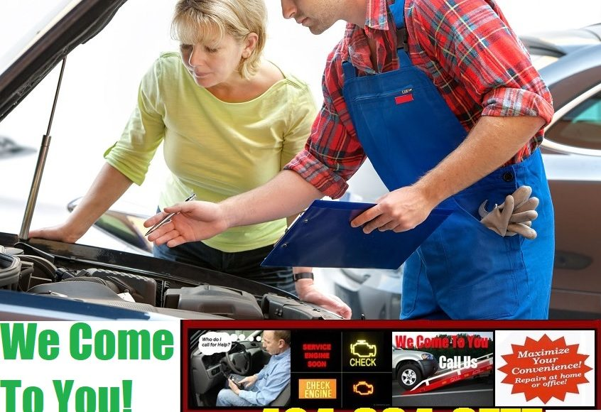 Pre Purchase Car Inspection Atlanta, GA Mobile Auto Mechanic Service