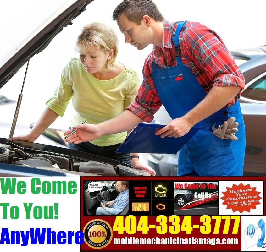 Mobile Mechanic Atlanta GA Auto Car Repair Service Shop ...