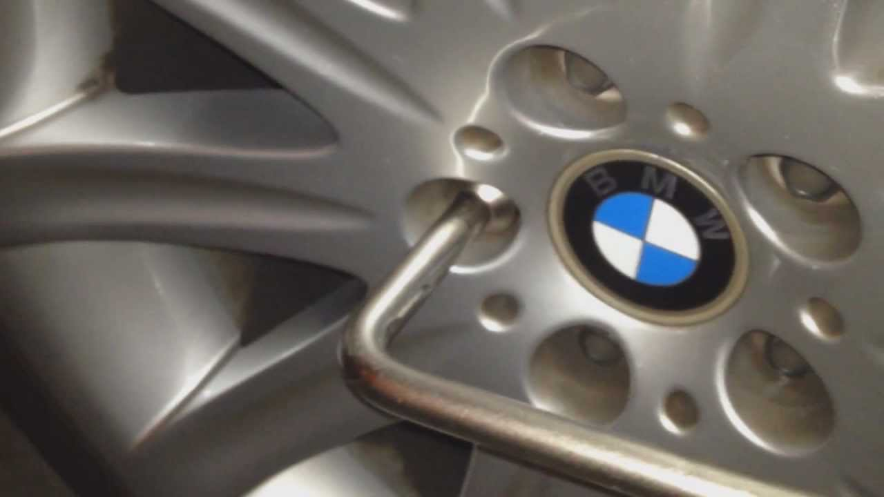 How To Change Tire On BMW Step By Step Video