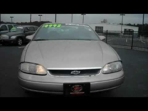 Pre-Owned 1999 Chevrolet Monte Carlo Lithia Springs GA